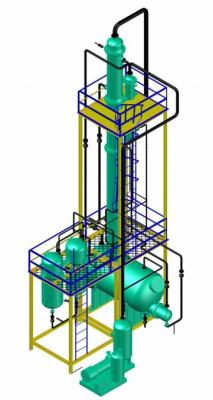 Modular Oil-water Separating Plant