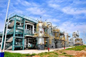 Compressed Natural Gas (CNG) Processing Plant