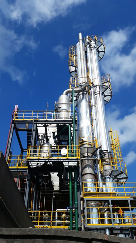 Solvent Recovery Plant